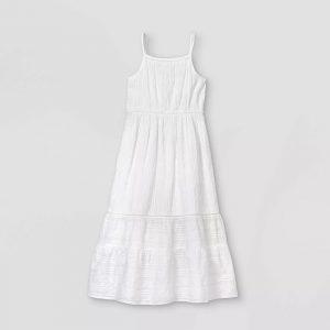 Cat & Jack Sleeveless Dress (100% Cotton)