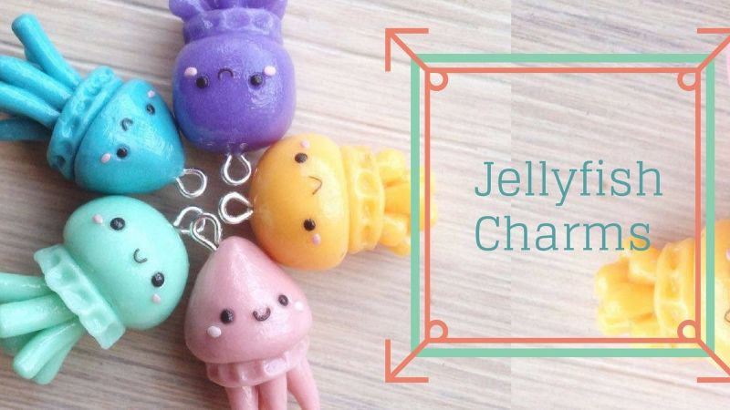 Clay Jellyfish Craft