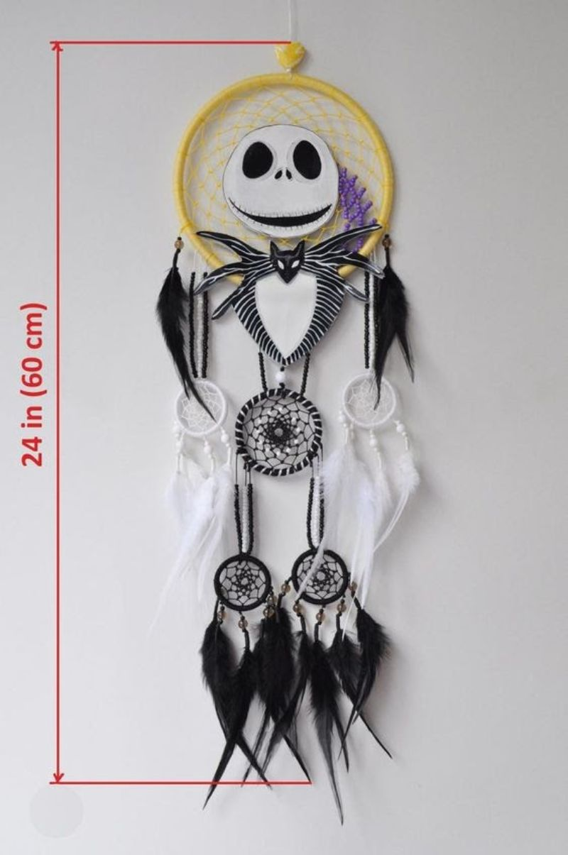 jack skellington dream catcher
