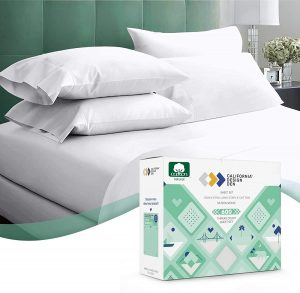 Sheets & Pillowcases Set for Kids (100% Cotton)