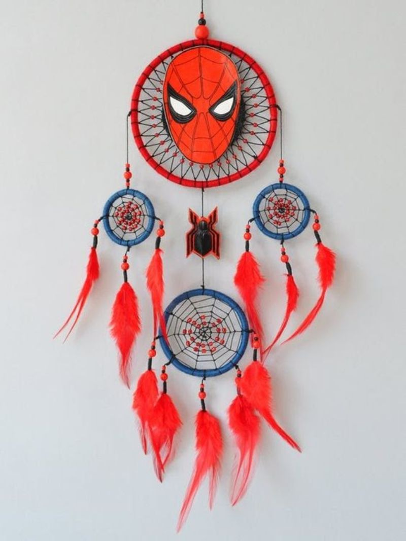 spiderman dream catcher