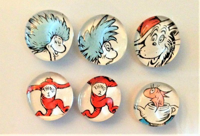 Dr. Seuss Magnet Craft