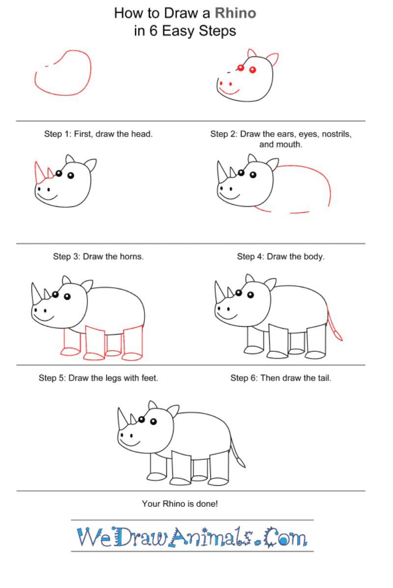 Easy Rhino Drawing